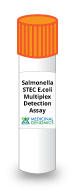 Salmonella & STEC E. coli Multiplex Detection Assay (200 rxn)